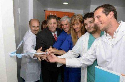 La Provincia abrió un banco de válvulas cardiovasculares en el Hospital San Juan de Dios de La Plata.