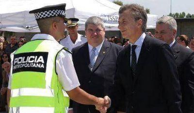 La Ciudad suma 552 nuevos policías