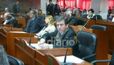 Se aprob� el Presupuesto 2015