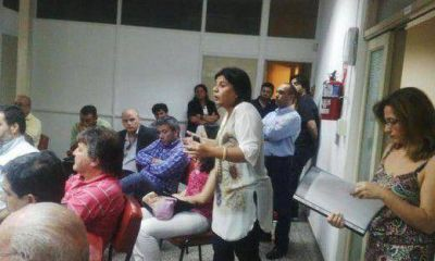 """Sectores del PJ Capital rechazan a """"portadoras de apellido"""""""