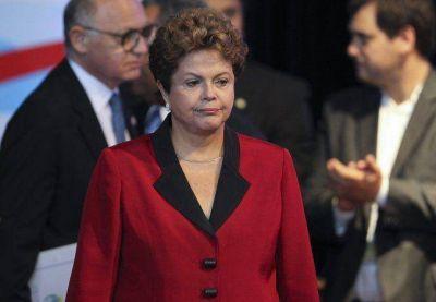 Dilma lloró al despedir a Mujica:
