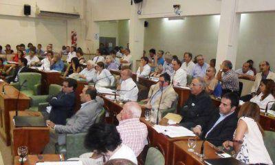 San Isidro: el Concejo aprob� las ordenanzas Fiscal e Impositiva y el Presupuesto 2015