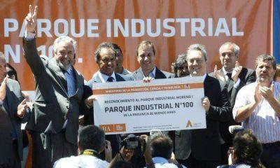 El Parque Industrial Municipal Ecoeficiente de Moreno fue reconocido como el número 100 de la provincia