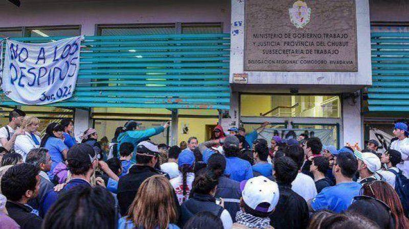 Otro d�a sin acuerdo en el conflicto en La An�nima