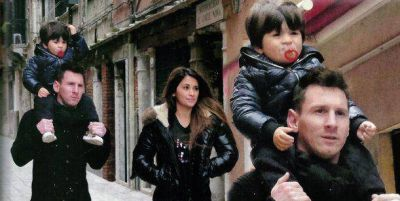 ¿Lionel Messi y Antonella Roccuzzo se casan en Venecia? El viaje relámpago a la
