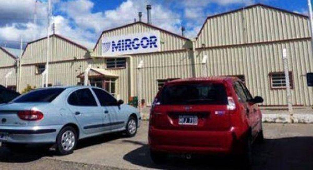 Alerta metalúrgica ante posibilidad de 20 despidos en Mirgor