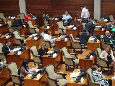 El Presupuesto 2015 es ley