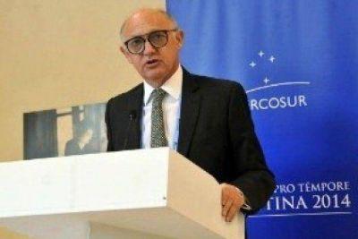 Cancilleres del Mercosur realizaron un balance de la Cumbre de Paran�