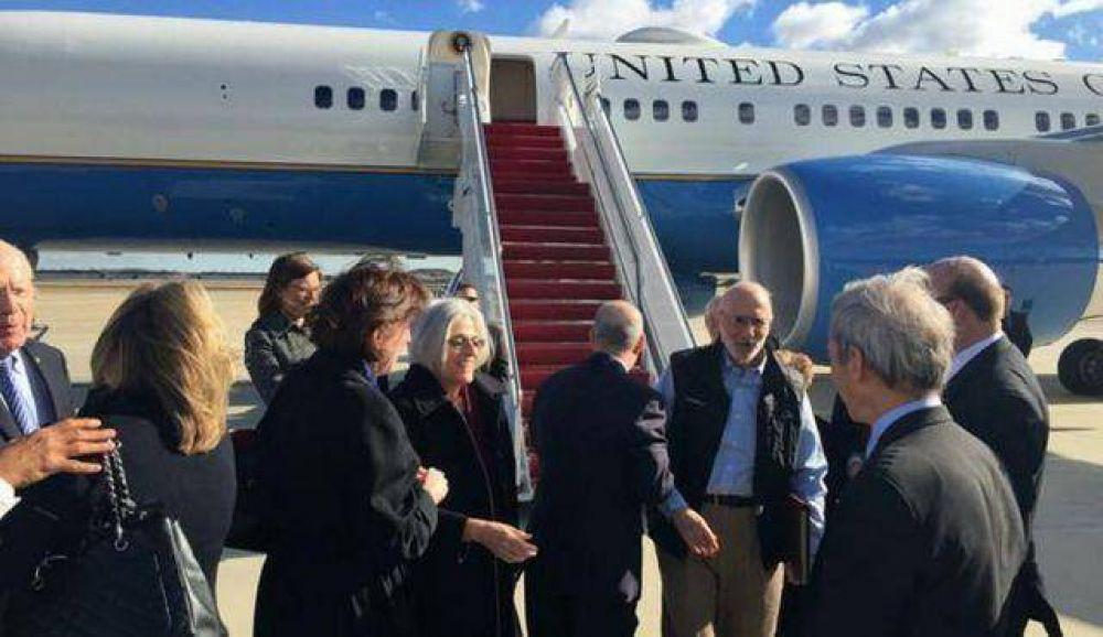 Alan Gross dio crédito a los esfuerzos judíos para lograr su liberación de Cuba