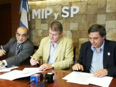 Construirán un Mega Complejo Deportivo en Los Molinos