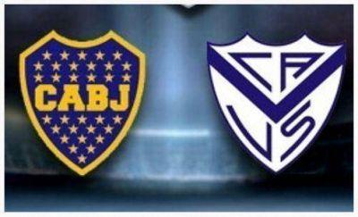 Boca-Vélez, desempate confirmado en Mar del Plata
