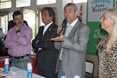 Avellaneda firmó convenio con PAMI para mejorar la salud de los abuelos