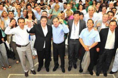 Se creó en Varela la agrupación