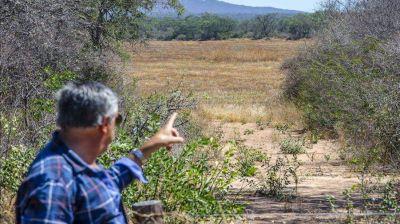 Desmontes opacan el futuro del área protegida de Pizarro
