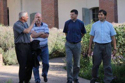 Mons. Uriona inicia su ministerio episcopal en la diócesis de Río Cuarto