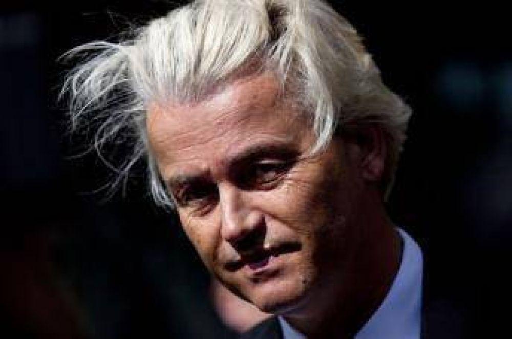 Comienza el proceso judicial contra el diputado islamofobo Wilders