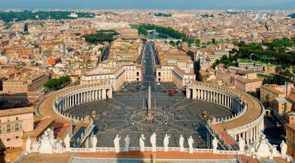 Plaza de San Pedro acogería un evento de Olimpiadas Roma 2024