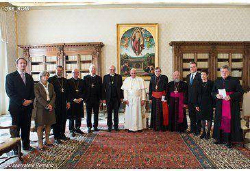 """""""El diálogo ecuménico hoy no puede estar separado de la realidad y de la vida de nuestras Iglesias"""""""