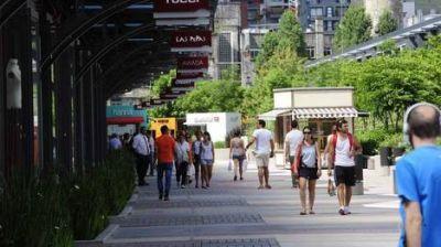 Cómo es el nuevo shopping a cielo abierto de Palermo