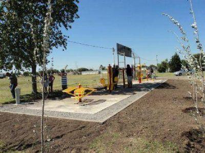Se inauguró la Estación de Salud del Circuito Panorámico