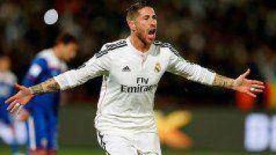 Ramos calienta la final: