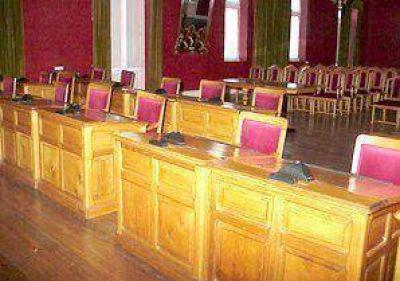 Presupuesto: Dilatan tratarlo por las denuncias