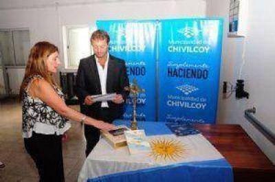 La Dra. Rodríguez es la nueva directora del Hospital de Moquehuá
