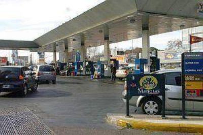 Expendedores de naftas: