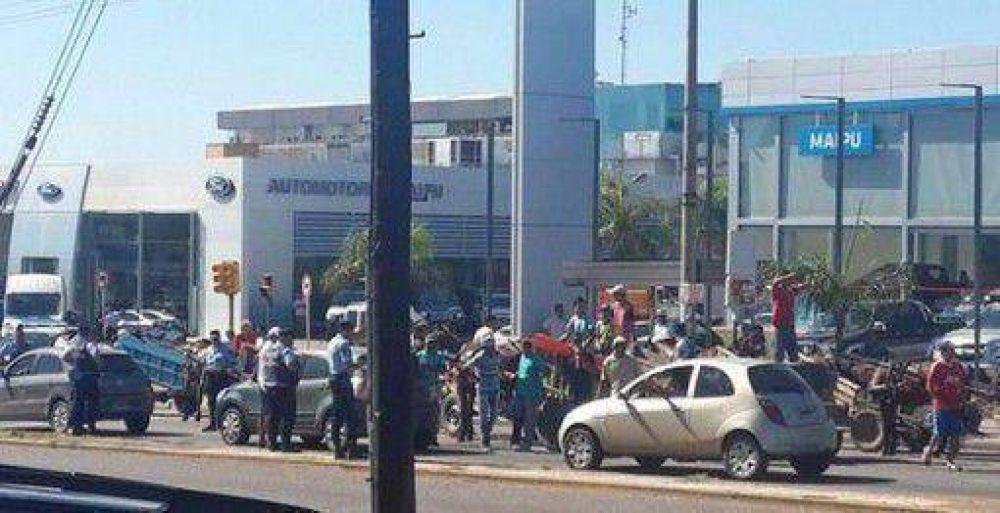 Carreros levantaron protesta que realizaban por deuda municipal
