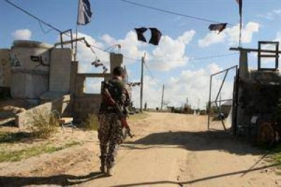 Israel vuelve atacar a la Franja de Gaza, por primera vez, desde que finaliz� la guerra