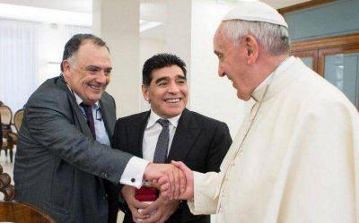 Francisco recibr� las credenciales del nuevo embajador argentino en el Vaticano