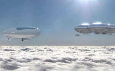 La NASA quiere construir una cuidad en las nubes