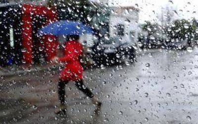 Rige alerta meteorológico para la Provincia