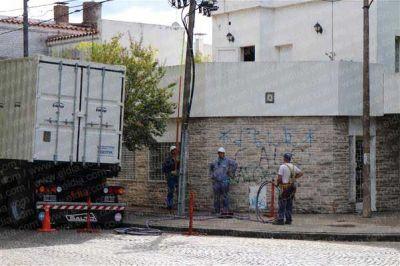 El comercio local reclama por los cortes de luz, que siguen complicando en los barrios