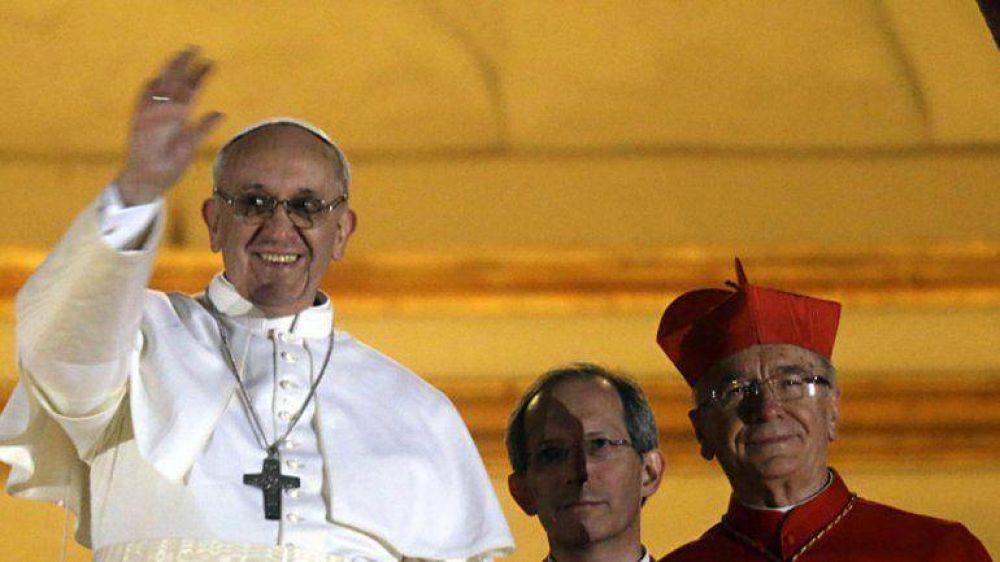Francisco nombró a Jean-Louis Tauran cardenal camarlengo