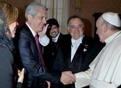 Vald�s ya es el nuevo embajador en el Vaticano