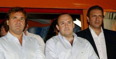 Presencia quilmeña en acto del sciolismo en Berazategui