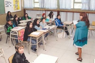 """Zárate: """"La Escuela de Verano está en línea con la política de inclusión con calidad educativa"""""""