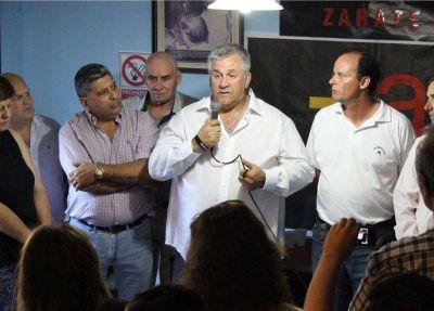 VIDAL LANZÓ SU PRECANDIDATURA, A
