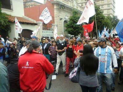 """Jujuy: el Frente Estatal criticó a sindicatos y organizaciones """"adictos al poder"""""""
