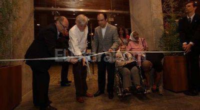 Se inauguró el hotel de UNL-ATE