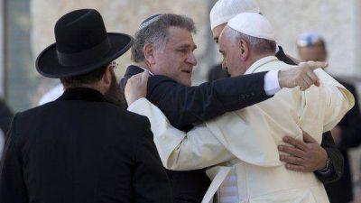 Francisco. El Rabino Skorka envió un saludo por Navidad al Papa