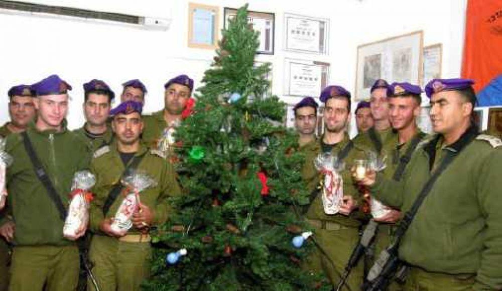"""Netanyahu a los soldados cristianos del ejército israelí: """"¡Somos hermanos!"""""""
