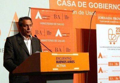 Arias criticó a Bonicatto y ya no esconde su interés de ser Defensor del Pueblo