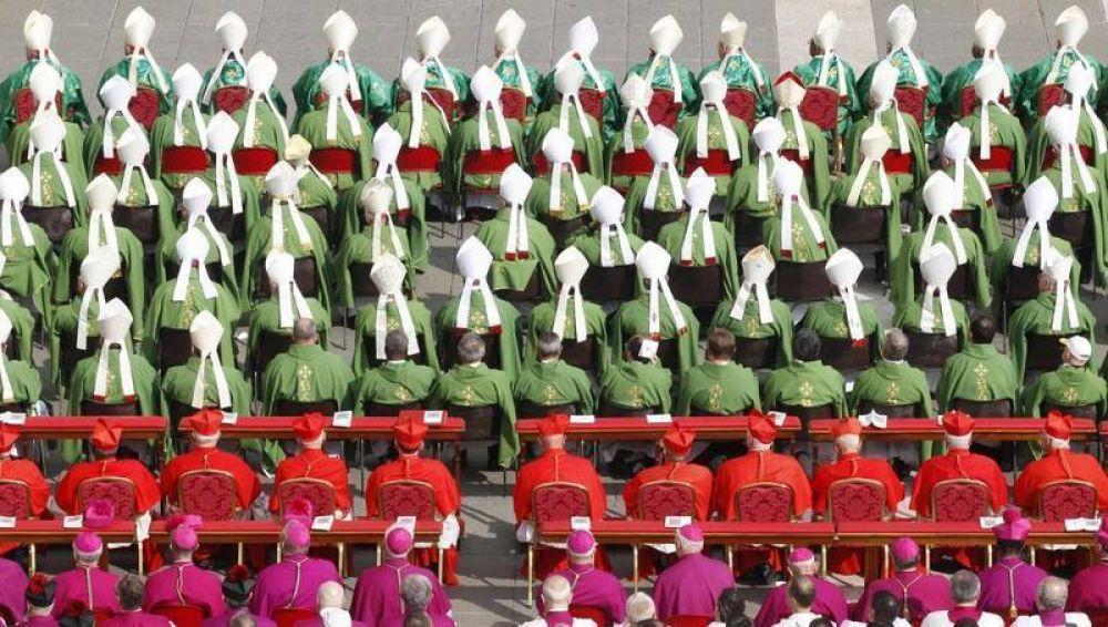 El Papa describe las quince «enfermedades» de la Curia
