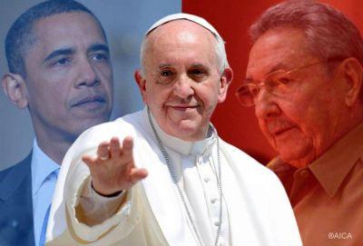 Especulan con un posible encuentro de Francisco con Obama y Raúl Castro