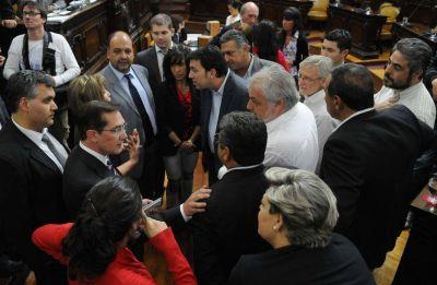 Presupuesto: la UCR impuso su propio proyecto en Diputados