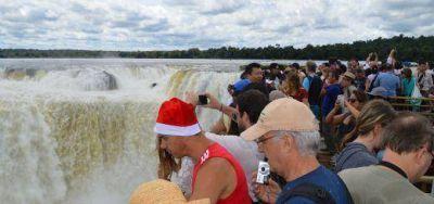 Cataratas: los turistas volvieron a asomarse a la Garganta del Diablo