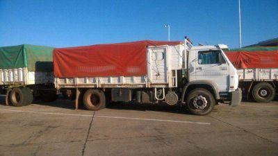 Otro intento de evasión y contrabando de soja por la frontera misionera