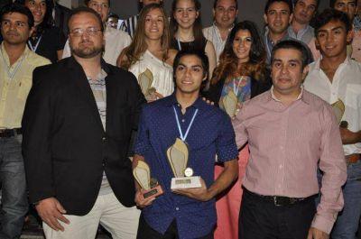 Ulises Páez, deportista del año